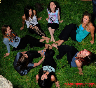 Hooping Healers Photo Shoot